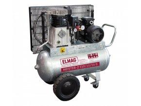 Pístový kompresor ELMAG Maister-Z 510/10/50 D