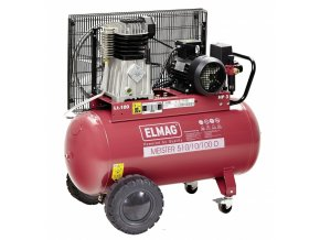 Pístový kompresor ELMAG Maister 510/10/100 D