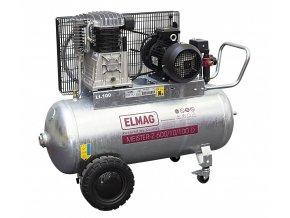 Pístový kompresor ELMAG Maister-Z  600/10/100 D  AKCE