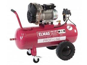 Bezolejový pístový kompresor ELMAG Profi-Line 330/10/50 W- AKCE