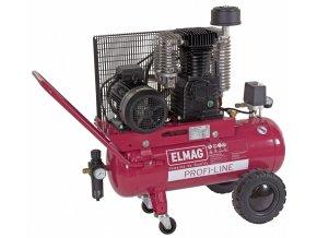 Pístový vysokovýkonný kompresor ELMAG Profi-Line  600/10/50 D