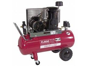 Pístový vysokovýkonný kompresor ELMAG Profi-Line  600/10/100 D