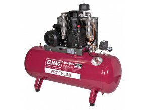 Stacionární pístový vysokovýkonný kompresor ELMAG Profi-Line  1200/10/270 D