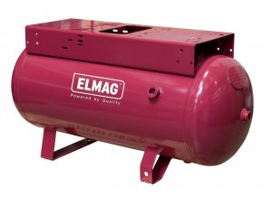 Tlaková nádoba ležatá ELMAG Euro 50l - 11bar