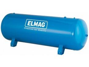 Tlaková nádoba ležatá ELMAG Euro LH 300l - 15 bar SET