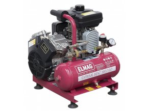 Bezolejový benzinový kompresor ELMAG Extreme Benz 380/10/7