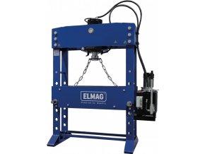 Hydraulický lis Elmag WPMEH 60/2-K