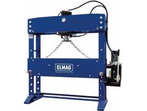 Hydraulický lis Elmag WPMEH 100/2 XL