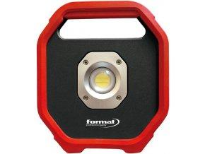 LED pracovní světlo aku Format 10W