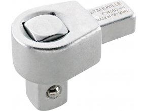 """Nástrčný čtyřhranný klíč Stahlwille 734/40 - 3/4""""  (58240040)"""