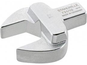 Nástrčný otevřený klíč Stahlwille 731/10 - 17mm  (58211017)