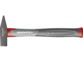 Zámečnické kladivo Format 3K Grafit - 1000g