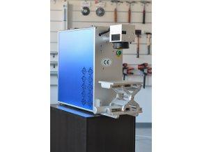 Přenosný vláknový (fiber) laser Senfeng SF 200F