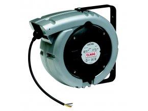 Navíjecí buben s kabelem Elmag PRC 6067 - 5x1,5 / 17 m