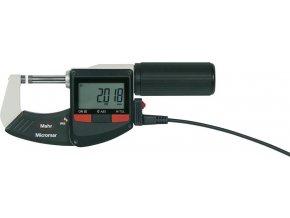 Digitální mikrometr Mahr 0-25 mm s datovým výstupem, rychlonastavení QUICK DRIVE (4157020)