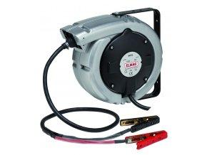 Navíjecí buben s kabelem na nabíjení baterií Elmag 6216 - 9 m