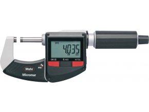 Digitální mikrometr Mahr 0-25 mm EWR-I s funkcí Integrated Wireless (4157100)