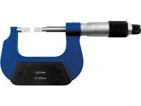 Mikrometr Format pro měření vnějších drážek 0-25 mm