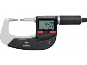 Digitální mikrometr Mahr 0-25 mm se zkrácenou měřící plochou (4157132)