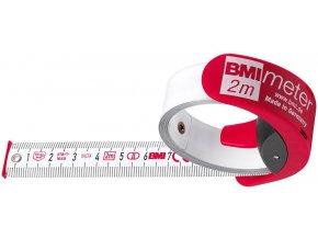Kapesní svinovací metr BMI 3m x 16mm bílý (429341021)