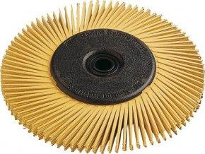 Radiální štětinový kotouč 3M Radial Bristle Brush 150x12  P80