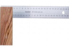 Truhlářský úhelník Hedue A030 - 300 mm