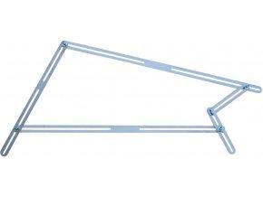 Šablona pro výrobu stupňů Hedue T512 - 48 dílů