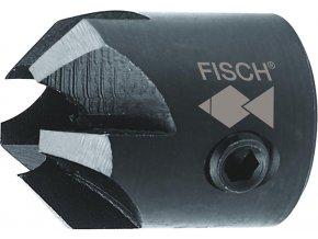 Nástrčný záhlubník na vrták Fisch 20mm pro vrták 8 mm
