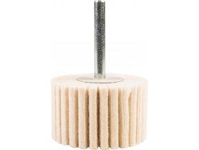 Filcové lamelové stopkové tělísko Format 20x10mm Ø stopky 6 mm- měkký