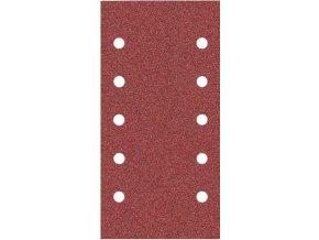 Brusný papír na suchý zip Klingspor PS22K 115x230mm/GL15- K80