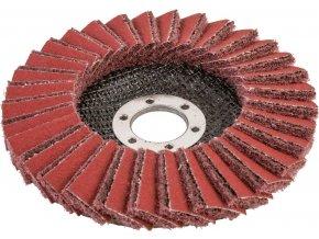 Lamelový kombinovaný brusný kotouč Format 125mm - střední zrnitost