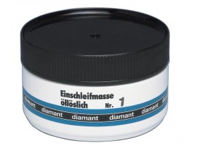 Nábrusná hmota Diamant ředitelná v oleji, č.1, hrubá 220ml