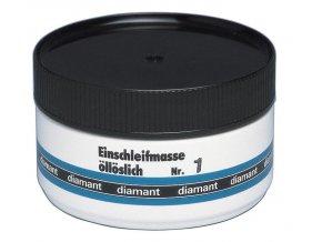 Nábrusná hmota Diamant ředitelná v oleji, č.3, jemná 220ml