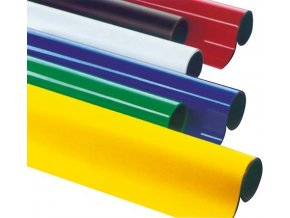 Magnetická páska bílá délka 30m - 20 x 6mm