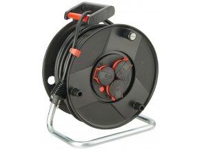 Kabelový buben Format plastový, guma H05RR-F3G1,5 - 50m