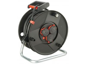 Kabelový buben Format plastový, neopren H07RN-F3G2,5 - 25m