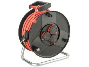 Kabelový buben Format plastový, plast AT-N05 V3V3-F 3G1,5 - 25m