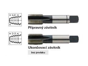 Sada ručních závitníků Format DIN2181 HSS typ N - M52 x 2