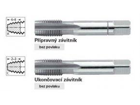 """Sada ručních závitníků Format G  DIN352  G1.1/2"""""""