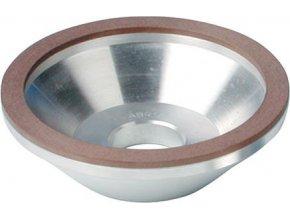 Brusný diamantový kotouč miskový Format 12A2 Ø 100mm - D76