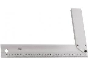 Hliníkový úhelník s dorazem Format 400mm