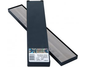 Kovová fólie H+S INOX v deskách 10Bl/P  50x300x0,90mm