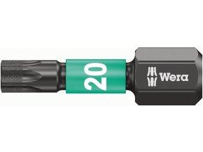 """Bit TORX Impaktor Wera 1/4"""" DIN 3126 C 6,3 - T20x25mm (05057624001)"""