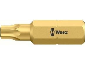 """Bit TORX Wera s přídržnou funkcí 1/4"""" DIN 3126 C 6,3 - T25x25mm (05066075001)"""