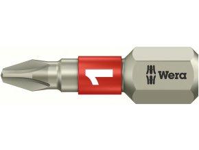 "Bit křižový PH Wera INOX 1/4"" DIN 3126 C 6,3 - PH2x25mm (05071010001)"