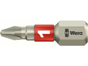 "Bit křižový PH Wera INOX 1/4"" DIN 3126 C 6,3 - PH3x25mm (05071012001)"