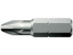 """Bit křižový PZ Format tvrdý typ 1/4"""" DIN 3126 C 6,3 - PZ3x25mm"""