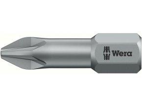 "Bit křižový PZ Wera Torsion 1/4"" DIN 3126 C 6,3 - PZ2x25mm (05056815001)"