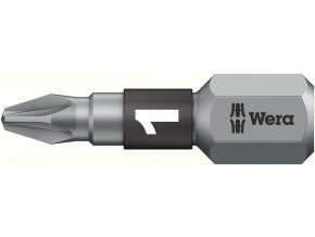 """Bit křižový PZ Wera BiTorsion trdý 1/4"""" DIN 3126 C 6,3 - PZ3x25mm (05056724001)"""