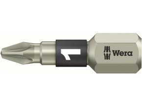 """Bit křižový PZ Wera INOX 1/4"""" DIN 3126 C 6,3 - PZ3x25mm (05071022001)"""